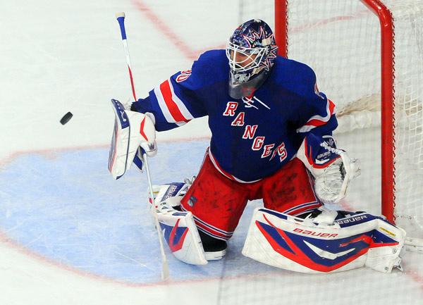 NHL resor New York Rangers