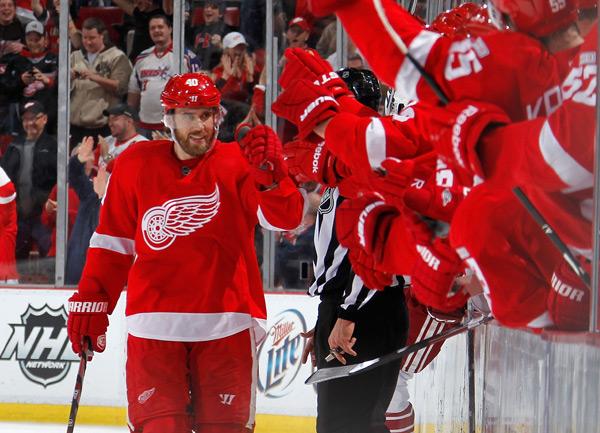 NHL resor Detroit Red Wings