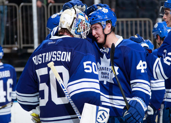 NHL resor Toronto Maple Leafs