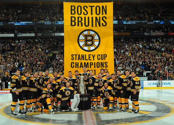 NHL resor Boston Bruins