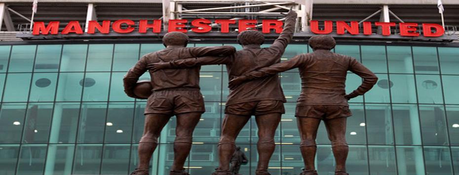 Se Zlatan i Manchester United